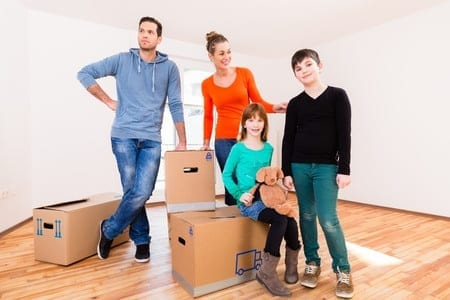 a family in need of moving companies in Rexburg Idaho