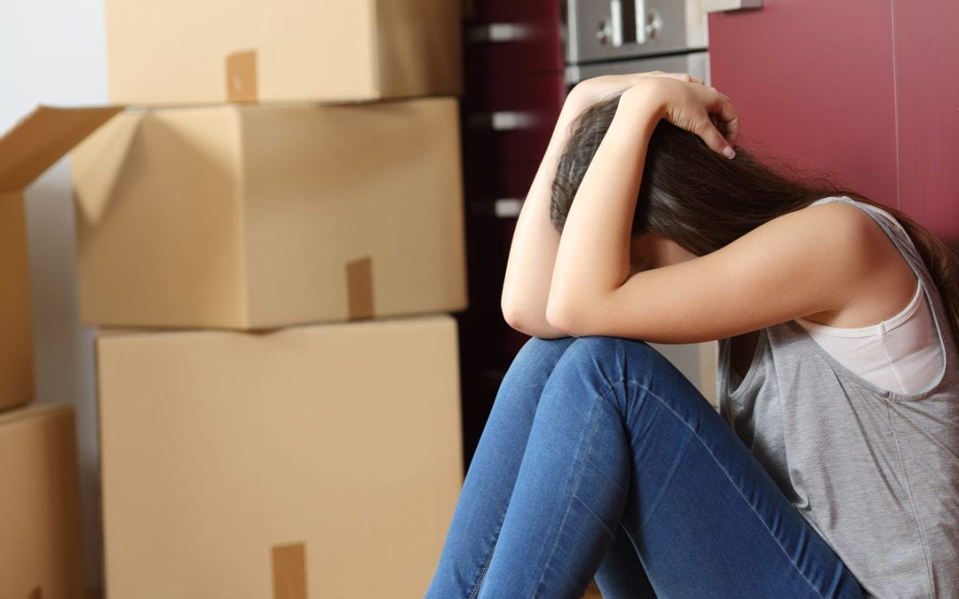 Issues with Moving on Your Own