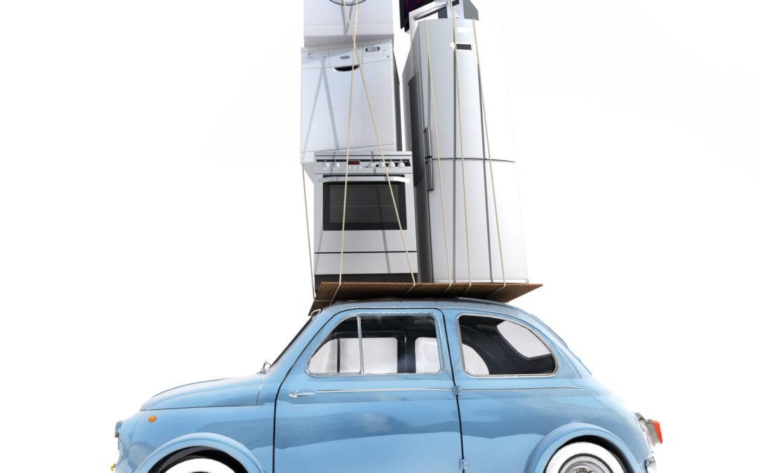 How to Move Large Home Appliances