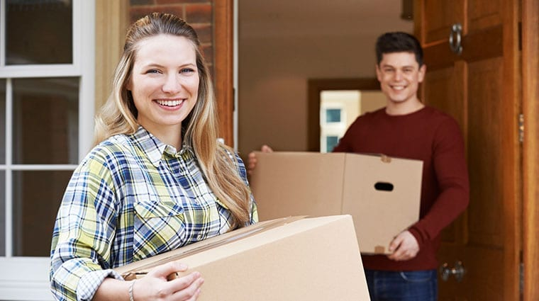 Helpful Tips for the First Time Mover