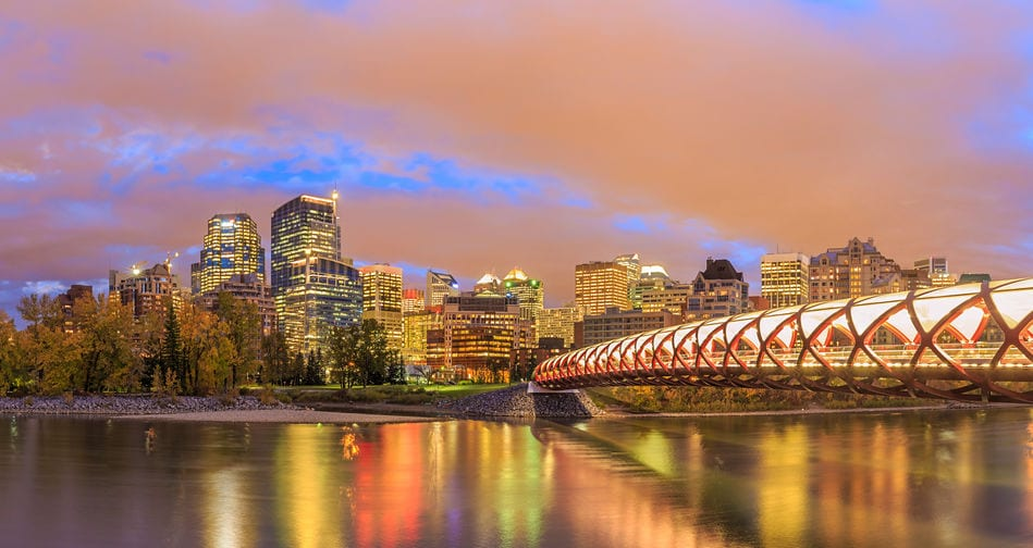 Calgary, Canada is one of 2020's Most Liveable International Cities