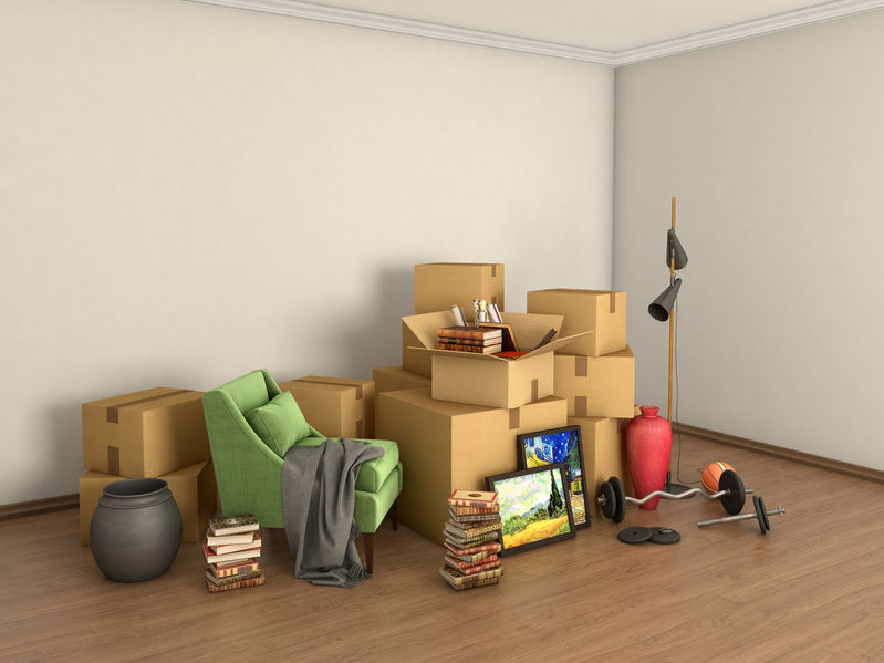 What Should I Put In Storage When Moving?