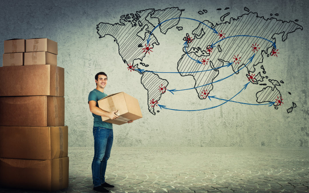 InterWest Moving has International Moving Expertise