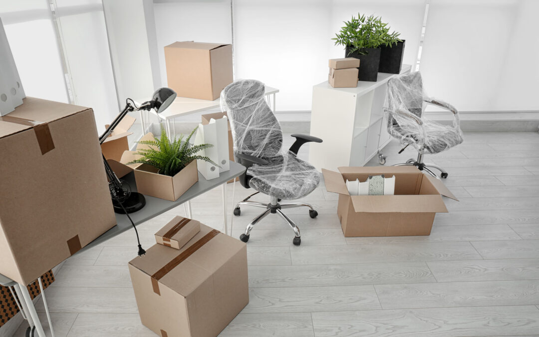 How Do You Prepare for an Office Move?