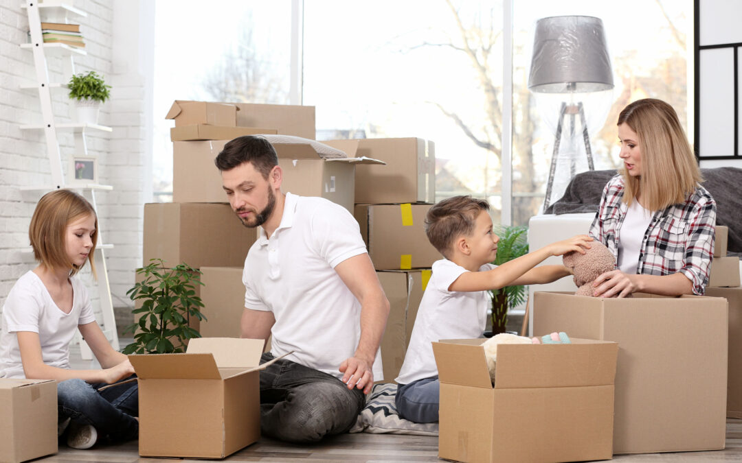 How Do I Prepare My Kids for Moving?