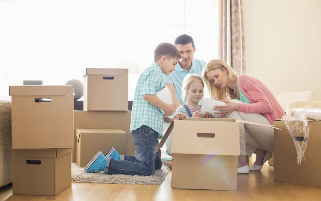 5 Points to Consider When Moving with Your Family